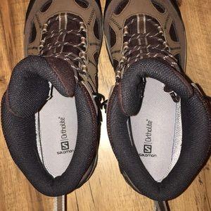 Salomon Shoes - Salomon hiking boots size 10.5